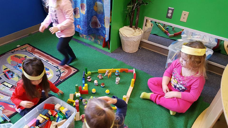 New Playroom is Open